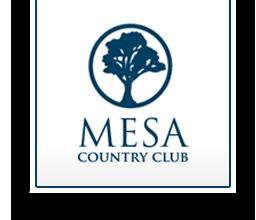 Mesa Country Club Logo